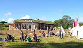 Lammas Eco Village